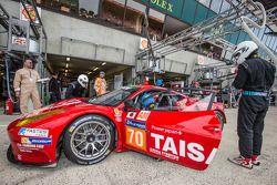 #70 Team Taisan 法拉利 458 Italia: 詹姆斯·罗斯特, 皮埃尔·埃雷, 马丁·里希, 中野信治