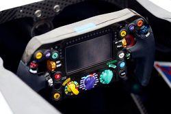 Mercedes AMG F1 W05, Lenkrad