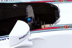 Williams FW36 : volant