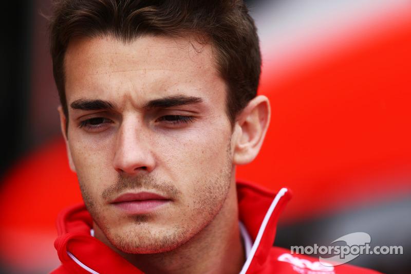 Жюль Б'янкі, Marussia F1 Team