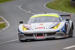 #53 RAM Racing Ferrari 458 Italia: Johnny Mowlem, Mark Patterson, Archie Hamilton