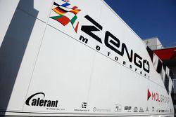 Zengo Motorsport vrachtwagen