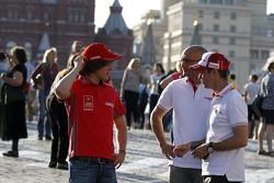 Mikhail Kozlovskiy, LADA Granta 1.6T, LADA Sport Lukoil, Tiago Monteiro, Honda Civic WTCC, Castrol H