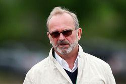 Didier Coton,Manager de pilotos