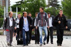 Giedo van der Garde, Sauber piloto de reserva