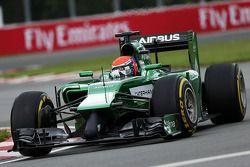 Alexander Rossi, Caterham CT05 piloto de reserva