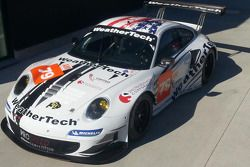 New livery for the #79 Prospeed Competition Porsche 911 GT3 RSR (997)