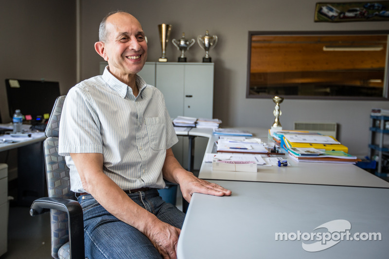 Courage Compétition: Yves Courage