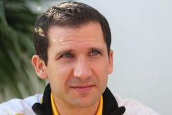 Remi Taffin, Renault Sport F1, Rennleiter