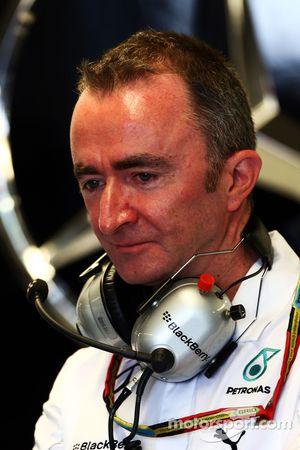 Paddy Lowe, Geschäftsführer,Mercedes AMG F1