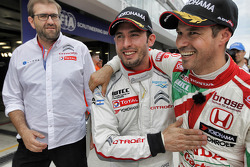 Pole position Jose Maria Lopez e Tiago Monteiro