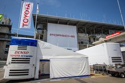 Paddock Toyota Racing