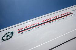 Murphy Prototypes paddock área logo