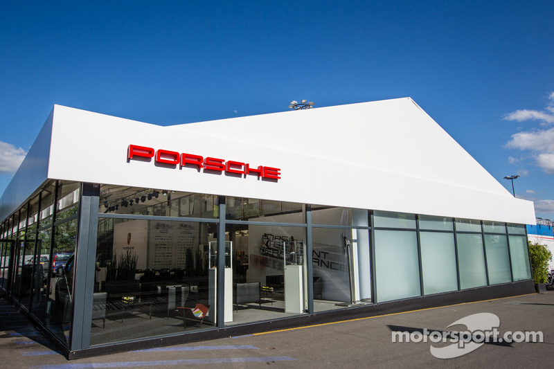 Porsche Hospitality At 24 Hours Of Le Mans