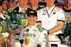Vainqueur: Ed Carpenter, Ed Carpenter Racing Chevrolet