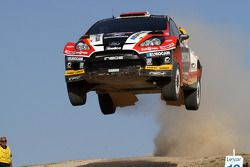 雅罗斯拉夫·梅利查雷克和埃里克·梅利查雷克,福特嘉年华WRC