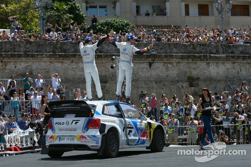 Sardaigne 2014 : 20e victoire WRC