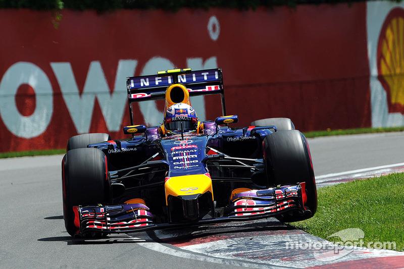 2014: Daniel Ricciardo, Red Bull-Renault RB10