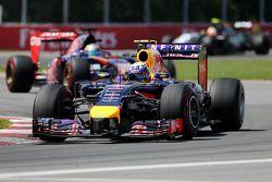 Daniel Ricciardo, Red Bull Racing 08