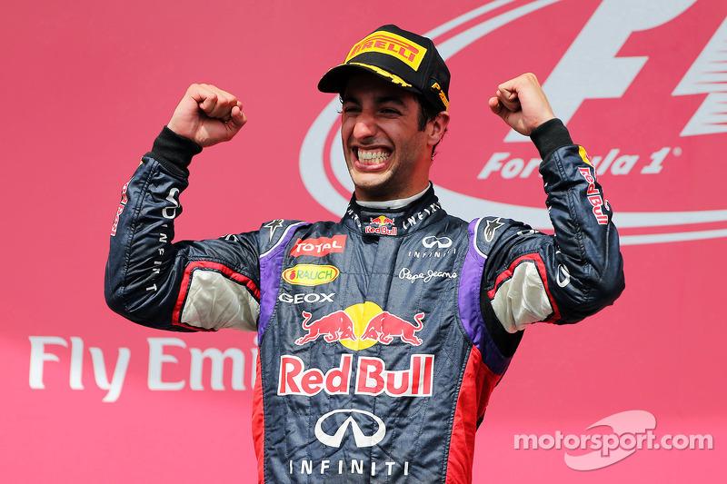 2014 Kanada GP, Daniel Ricciardo