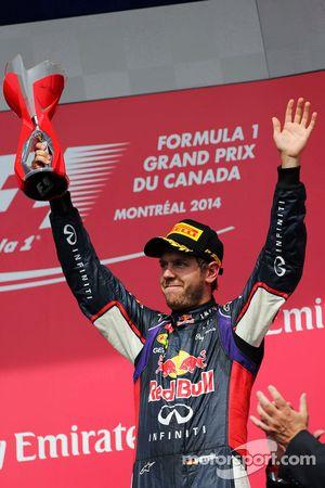 3. Sebastian Vettel, Red Bull Racing