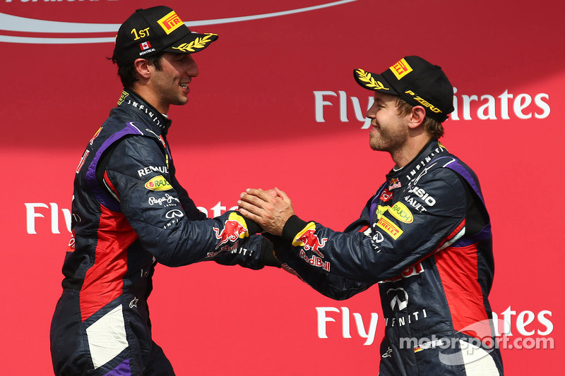 O regulamento mudou em 2014 e a Red Bull não estava mais no posto de favorita. Para piorar, o alemão passou a ser ofuscado por seu novo companheiro de equipe, Daniel Ricciardo, o que arranhou sua reputação.