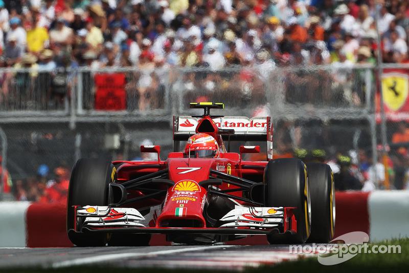 Kimi Räikkönen - 263 Grands Prix (nog actief)