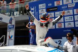 Vencedor Jose Maria Lopez, Citroen C-Elysee WTCC, Citroen Total WTCC