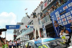 Vencedor Ma Qing Hua, Citroen C-Elysee WTCC, Citroen Total WTCC
