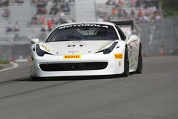 #81 Ferrari of Fort Lauderdale: Peter Aronson