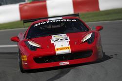 #78 Ferrari of San Diego 法拉利 458: 阿尔·赫吉