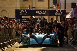 #43 Newblood By Morand Racing Morgan - Judd