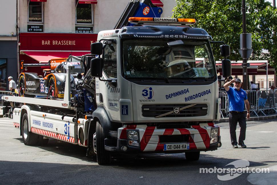 #35 OAK Racing Ligier - Nissan
