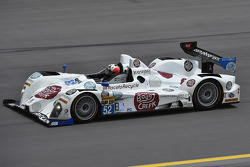 #52 PR1/Mathiasen Motorsports ORECA FLM09 Chevrolet: Gunnar Jeannette, Frankie Montecalvo