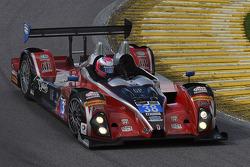 #38 Performance Tech Motorsports ORECA FLM09 Chevrolet: David Ostella