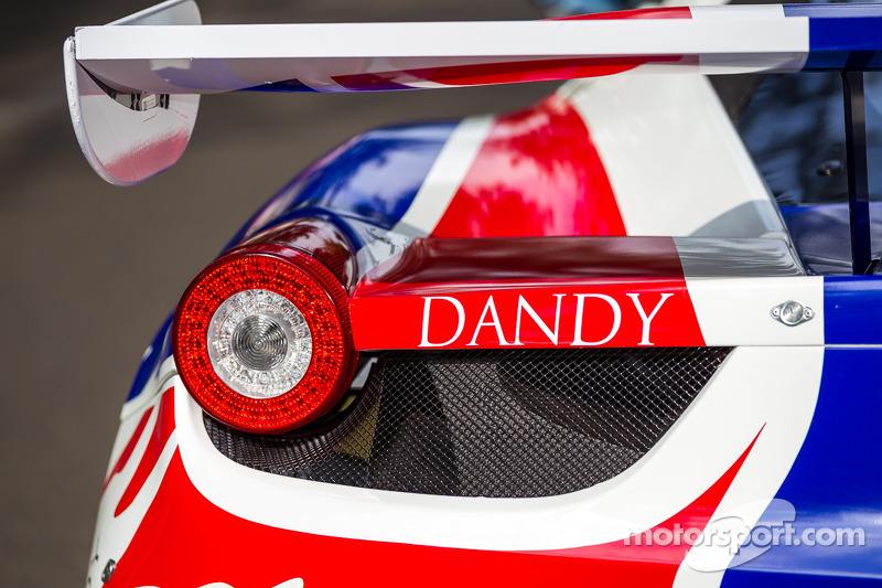 #62 AF Corse 法拉利 458 Italia 细节
