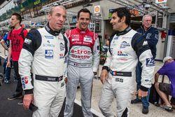 Anthony Pons, Benoit Tréluyer et Soheil Ayari