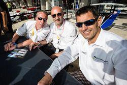 Anthony Pons, Fabien Barthez , Soheil Ayari