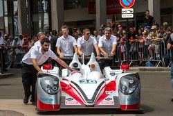 #38 Jota Sport Zytek Z11SN - Nissan