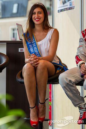 Miss Le Mans 2014