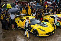 Corvette Racing : Au sec pendant les vérifications