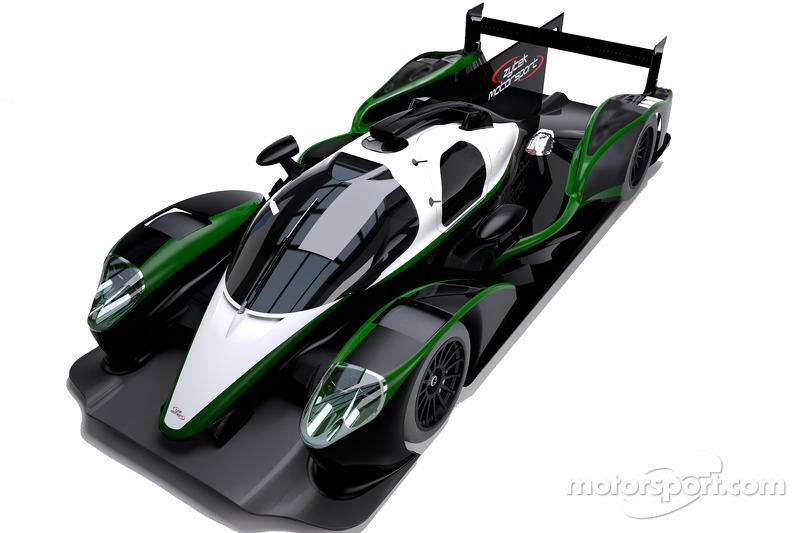 Zytek LMP Coupe
