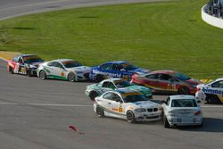 #10 Mitchum Motorsports BMW 128i: Dylan Murcott, Dillon Machavern and #23 Burton Racing BMW 128i: Te