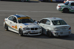 #10 Mitchum Motorsports BMW 128i: Dylan Murcott, Dillon Machavern ; #23 Burton Racing BMW 128i: Terry Borcheller, Mike LaMarra