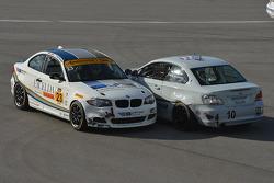 #10 Mitchum Motorsports BMW 128i: Dylan Murcott, Dillon Machavern ; #23 Burton Racing BMW 128i: Terr
