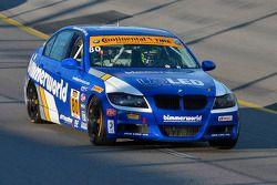 #80 Bimmerworld Racing BMW 328i: Eric Zimmermann, Corey Fergus