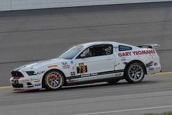 #78 Racers Edge Motorsports 野马 Boss 302R: 大卫·莱文, 卢卡斯·比塞