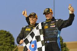 #07 TRG-AMR Aston Martin: Kris Wilson, James Davison : Vainqueurs