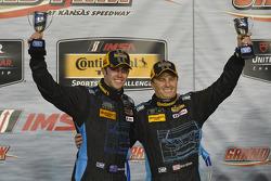 Vainqueurs: James Davison et Kris Wilson