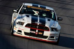 #78 Racers Edge Motorsports Mustang Boss 302R: David Levine, Lucas Bize